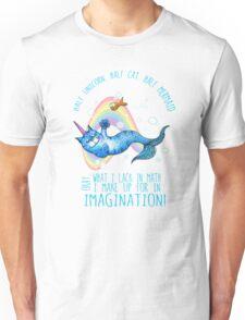Half unicorn cat mermaid - unicatmaid Unisex T-Shirt