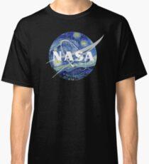 Starry NASA Classic T-Shirt