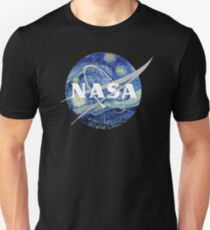 Sternenhafte NASA Unisex T-Shirt