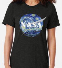 Starry NASA Tri-blend T-Shirt