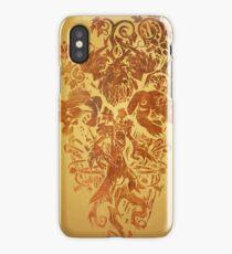 Warcraft Druid Emblem iPhone Case/Skin