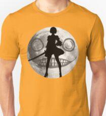Nier Automata 2B Moon Unisex T-Shirt