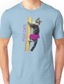 Pole Cats Unisex T-Shirt
