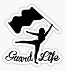 Guard Life Sticker