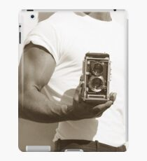 Hot Photographers iPad Case/Skin