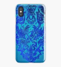 Warcraft Shaman Emblem iPhone Case