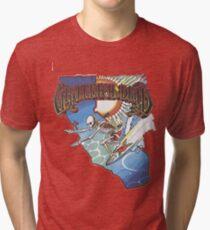 Grateful Surfer Tri-blend T-Shirt