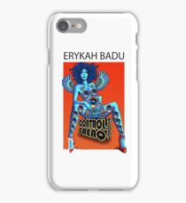 ERYKAH BADU BREAKER iPhone Case/Skin