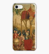Beijing Observatory Chinoiserie iPhone Case/Skin