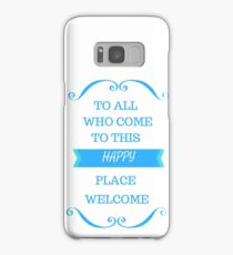 Disneyland Is Your Land Samsung Galaxy Case/Skin