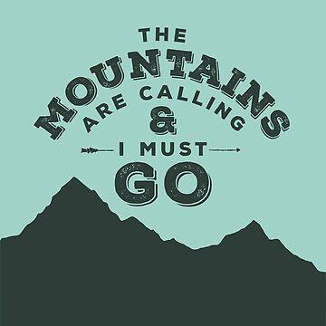 Las montañas están llamando de abbyleal
