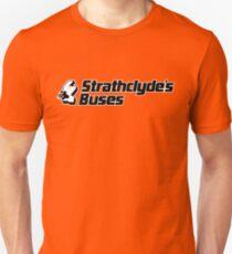 Retro Strathclyde Buses  Unisex T-Shirt