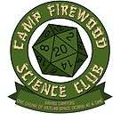 Camp Firewood Science Club by tripinmidair