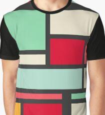 Mondrian Graphic T-Shirt