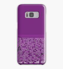 The Dog Park Samsung Galaxy Case/Skin