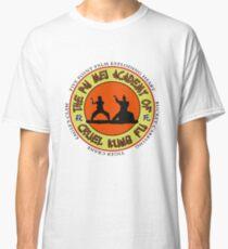 Pai Mei Academy (Light Background) Classic T-Shirt