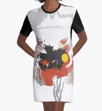 sundance Graphic T-Shirt Dress