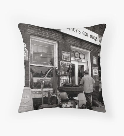 Pearcy's  Gen Mdse Lascassas, Tennessee Throw Pillow