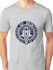 College of Winterhold Logo Design Unisex T-Shirt