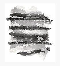 50 shades of grey Photographic Print