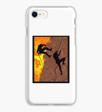 Rocky Climb iPhone Case/Skin