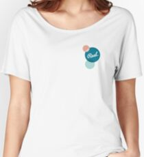 Venn by Real Women's Relaxed Fit T-Shirt