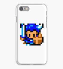 Golden Axe Warrior - SEGA Master System Sprite iPhone Case/Skin