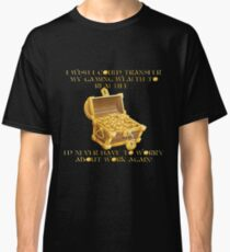 Gaming Wealth Classic T-Shirt