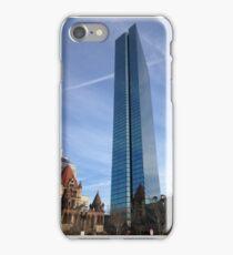 John Hancock Tower iPhone Case iPhone Case/Skin