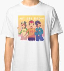 Jet Set Radio - The GGs Classic T-Shirt
