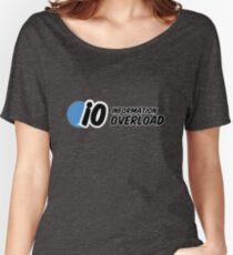 inform overload Women's Relaxed Fit T-Shirt