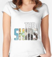 The Shins Women's Fitted Scoop T-Shirt
