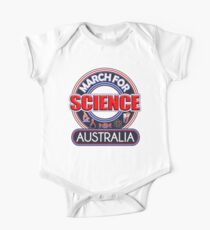 Climate Change March for Science AUSTRALIA 2017 One Piece - Short Sleeve