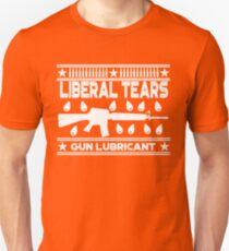 Liberal Tears Gun Lubricant T-Shirt