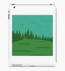 Simplistic Birds iPad Case/Skin