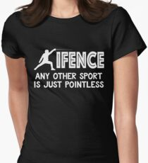 Funny Fencing T Shirt T-Shirt