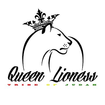 Queen Lioness: Tribe Of Judah by theson