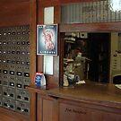 Inside a rural Post Office by © Joe  Beasley IPA
