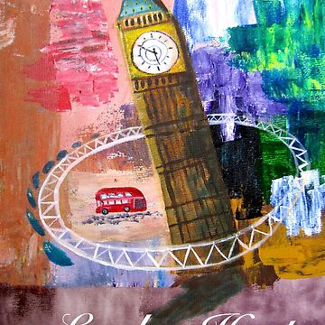 London Hoop  by Lovemydesigns
