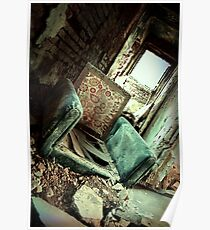 Comfy chair Poster
