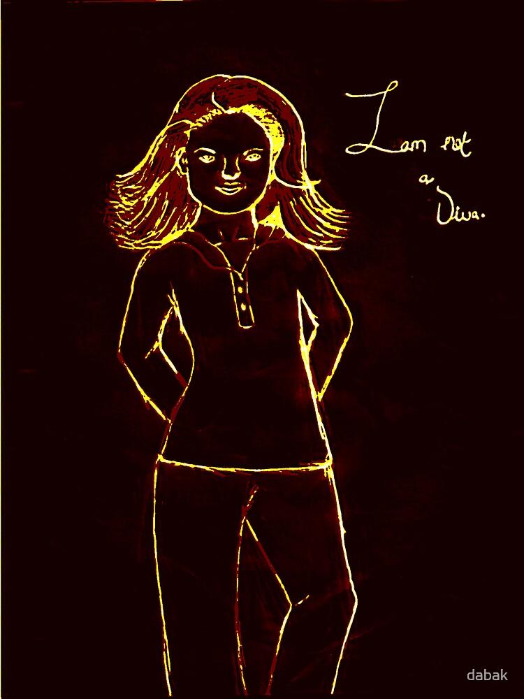 Lady by dabak
