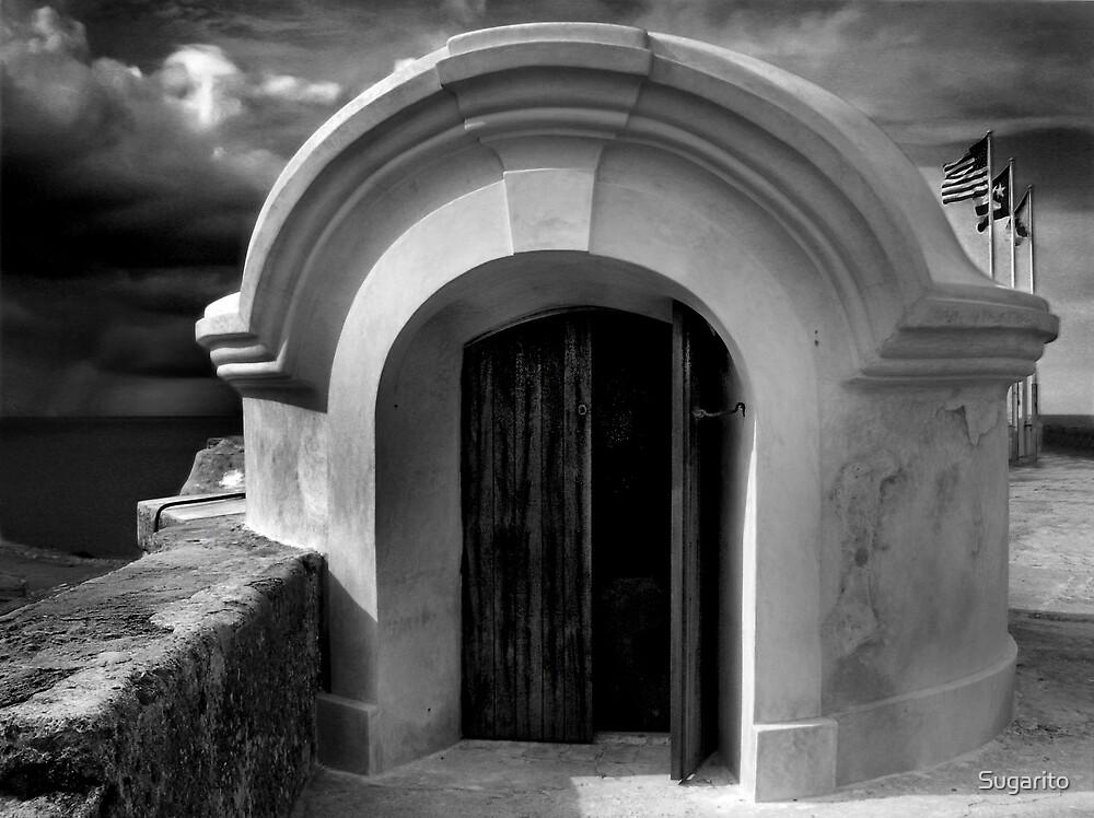 The Entrance by Sugarito