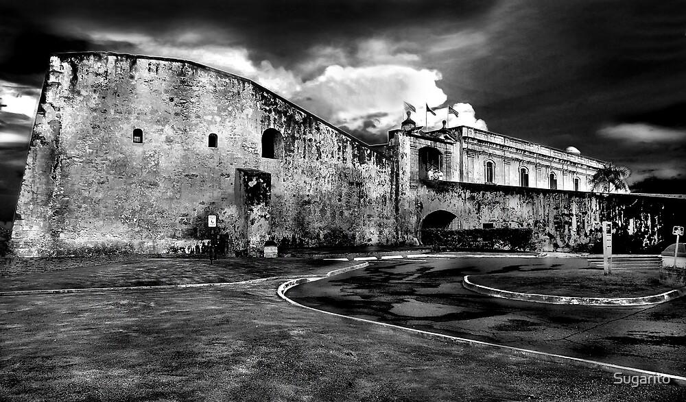 San Cristobal Fort by Sugarito