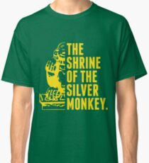 The Shrine of the Silver Monkey! Classic T-Shirt