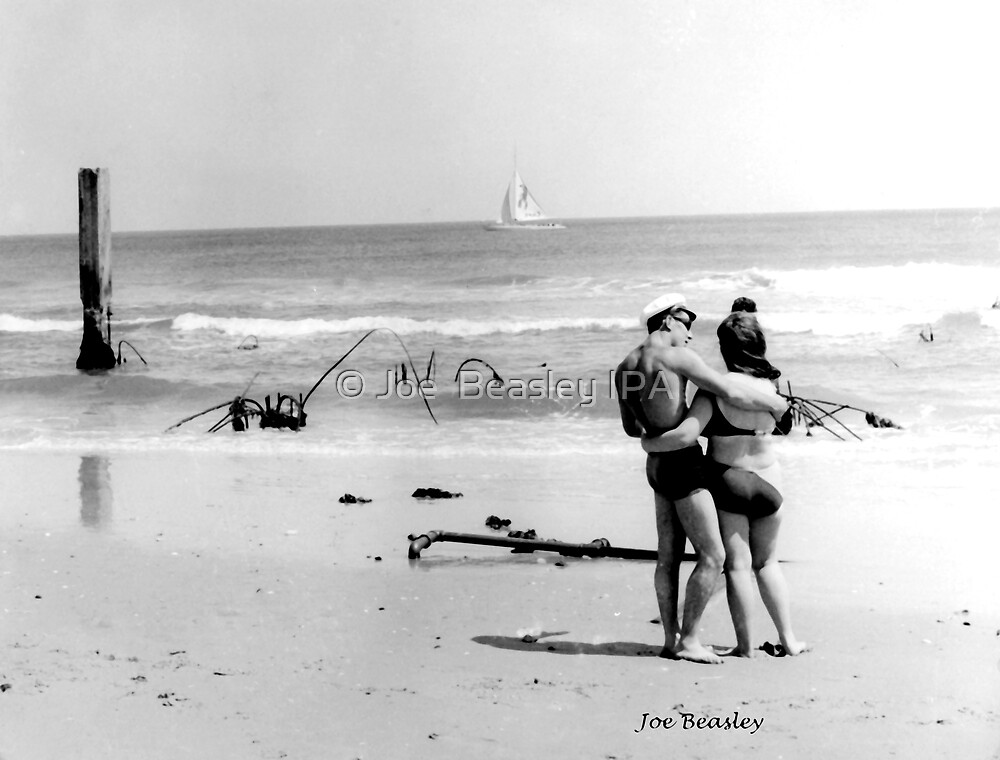 New Jersey Shore, 1964 by © Joe  Beasley IPA