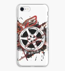 Rays Mercy  iPhone Case/Skin