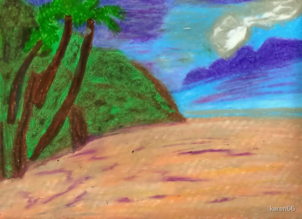 Sandy Beach by karen66