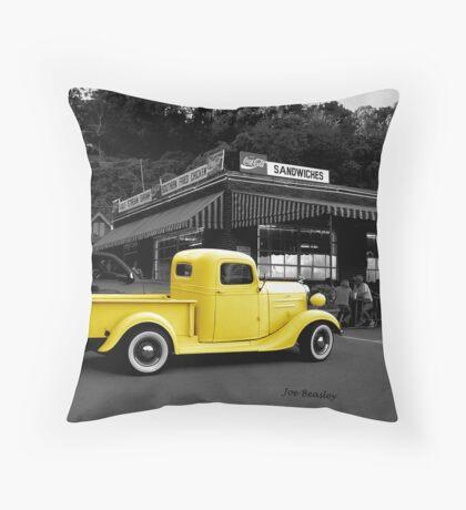 Nikki's~ Chattanooga, Tennessee  Throw Pillow