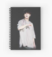 BTSXJUNGKOOK Spiral Notebook