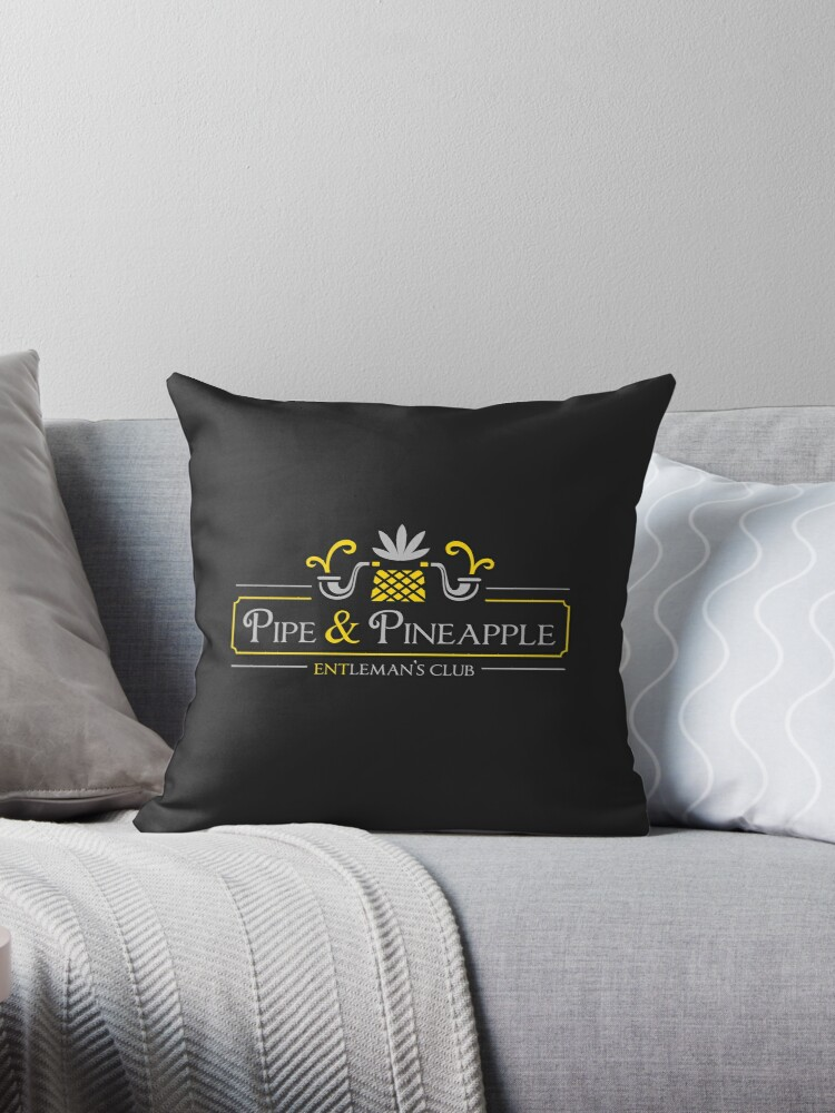 Pipe & Pineapple by yaymmmpineapple